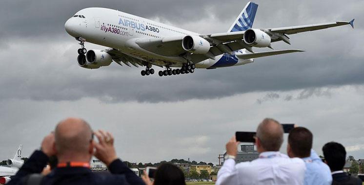 Airbus, toujours autant sollicité…