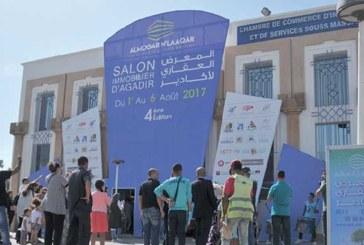 Salon immobilier Almogar N'laaqar à Agadir : 20 mille visiteurs attendus à l'espace d'exposition Founty