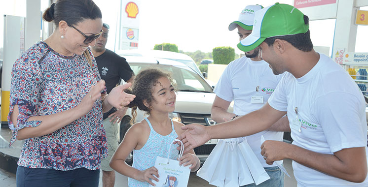 Campagne «Vigilance roulez prudence» : Vivo Energy Maroc et le CNPAC sensibilisent  10.000 automobilistes à la sécurité routière