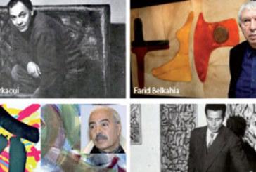 Les œuvres de Gharbaoui, Cherkaoui, Chebaa  et Belkahia y seront exposées cet automne : De grandes figures marocaines de l'art à l'honneur à Doha