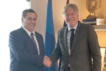 Diplomatie parallèle : Aziz Akhannouch rencontre  le SG du Parti populaire européen