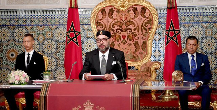 Speech by HM the king to the nation on the occasion of the 65th anniversary of the revolution of the king and the people