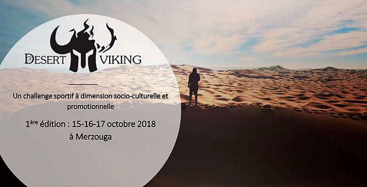 Première édition : Un festival à la manière des Vikings à Merzouga