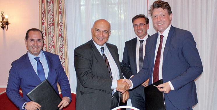 Industrie durable des engrais : Le Groupe OCP et l'Institut «Fraunhofer IMWS» s'allient