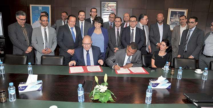 La CGI signe une charte de partenariat avec les notaires