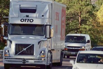 Uber renonce à développer un camion autonome