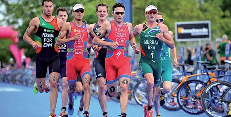 GP national de triathlon : Mohammédia accueille la 2è étape le 4 août