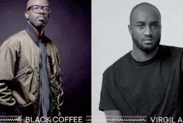 Black Coffee et Virgil Abloh se joignent à la partie