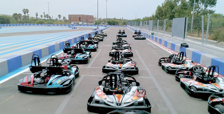 Sindibad Parc : Et maintenant un karting !
