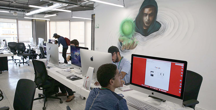 La première école de coding accueille sa première promotion