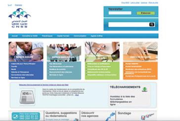 La CNSS met le paquet sur les e-services