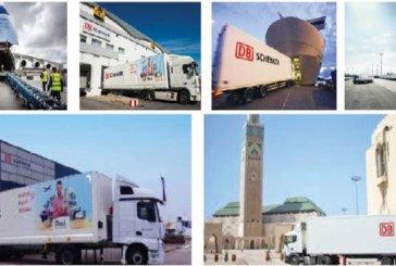 Transport et logistique : DB Schenker voit grand