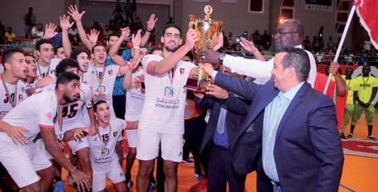 Handball : La sélection égyptienne juniors sacrée à Marrakech championne d'Afrique