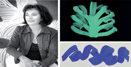 Najia Mehadji célèbre le geste à L'Atelier 21