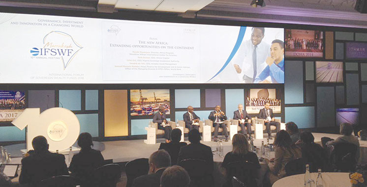 10ème édition de l'IFSWF à Marrakech : Les fonds souverains scrutent  les opportunités en Afrique