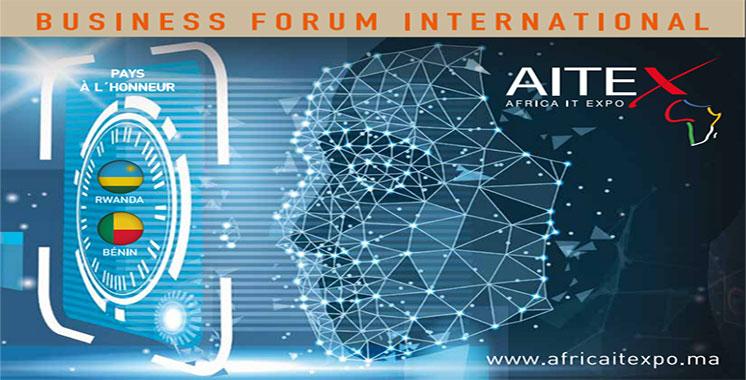 Le 3e Business forum international des TIC les 4 et 5 octobre à Rabat