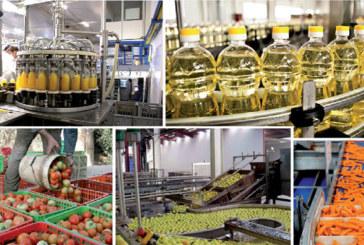 Agroalimentaire :  53,5 milliards de dirhams à l'export en 2017