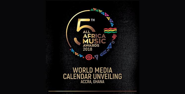 «All Africa music awards»  sera organisé au Ghana