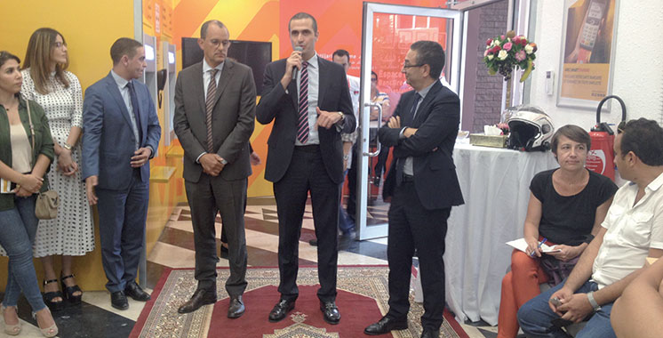 Attijariwafa bank : 100 espaces libres-services bancaires ouverts d'ici fin 2018