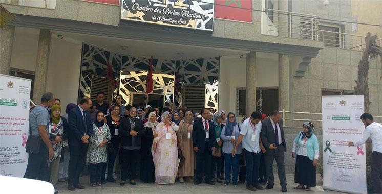 Cancers du sein et du col de l'utérus : 3.000 femmes dépistées à Dakhla et Aousserd