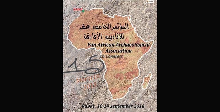 Congrès panafricain d'archéologie et des disciplines associées à Rabat