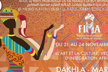La particularité du Maroc d'avoir des mannequins de peau claire et noire