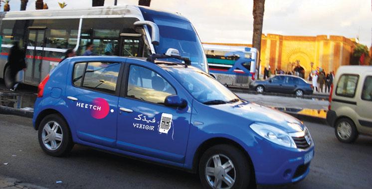 Première application légale  de transport au Maroc, Heetch arrive à Rabat