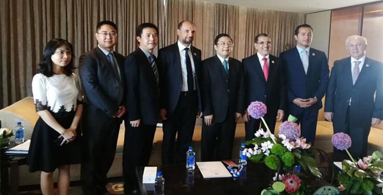 Huawei : Bientôt un centre logistique à Tanger Med