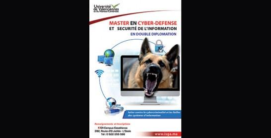 L'ISGA lance un master en «Cyber-défense et sécurité de l'information»