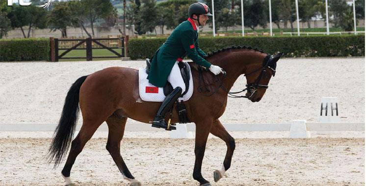 Jeux équestres mondiaux : Le Maroc représenté par deux cavaliers