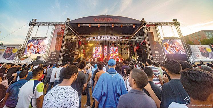 Covid-19: Le festival L'boulevard annulé