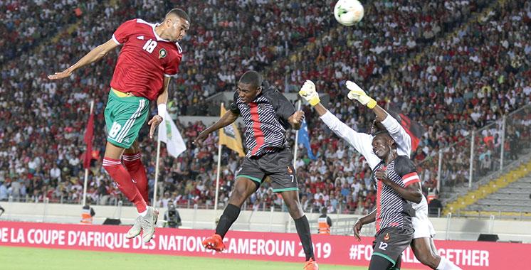 Eliminatoires CAN 2019 : Le Maroc domine le Malawi et prend la deuxième place