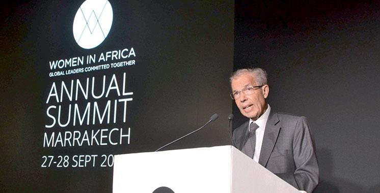 Message royal au 2ème sommet annuel de Women in Africa Initiative : L'égalité, un droit humain fondamental