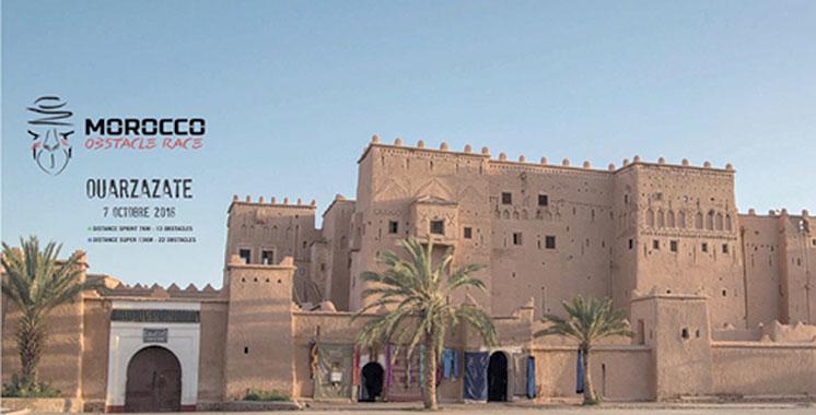 «Morocco Obstacle Race»,  les 6 et 7 octobre à Ouarzazate
