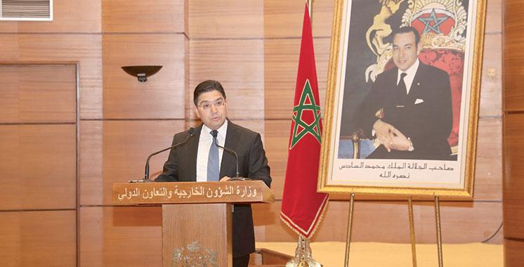 La diplomatie marocaine veut une «offensive» économique