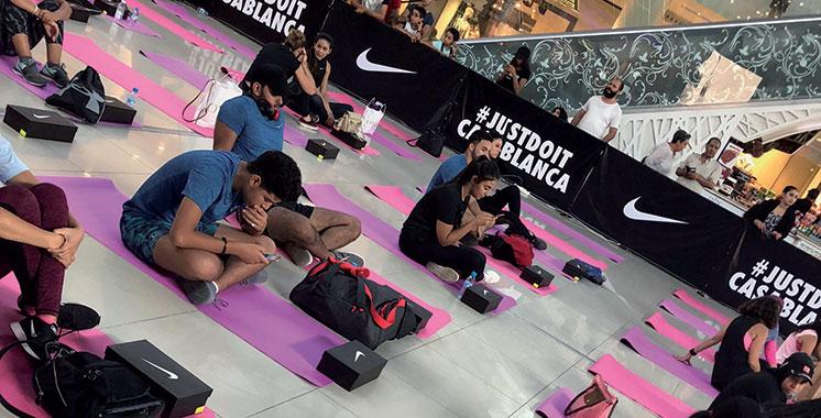 Sport et fitness : Ouverture du 2ème «Nike Store» au Morocco Mall