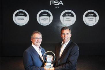«International Van of the year 2019» : PSA primée pour ses nouvelles fourgonnettes