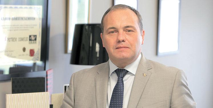 Nomination : Patrick Camelia nouveau directeur du Kenzi Tower