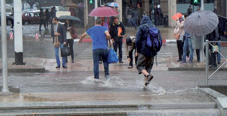 Météo : Temps instable et orageux jusqu'au week-end