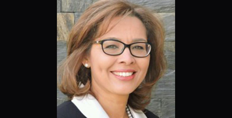 Nomination : Radia Chmanti Houari à la tête de l'association MBA Ponts Alumni Morocco