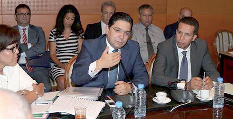 Accord de pêche : Bourita appelle à plus de mobilisation pendant les étapes à venir