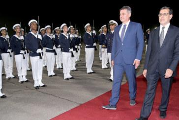 Maroc- Bosnie-Herzégovine :  Denis Zvizdić en visite au Royaume