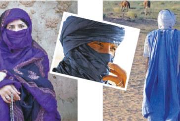 A la découverte des habits traditionnels  des Sahraouis