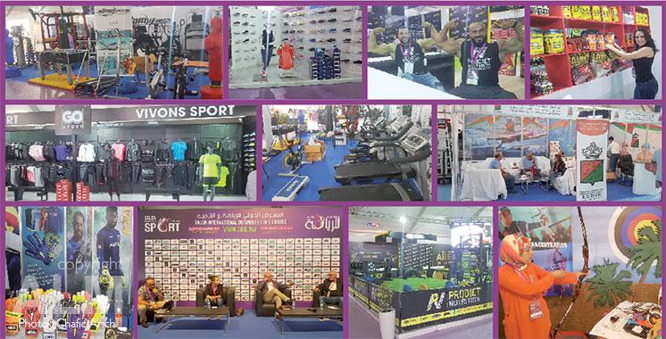 Salon international du sport et des loisirs : Un rendez-vous incontournable pour les passionnés du bien-être