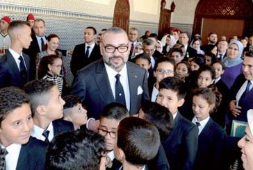 Le Royaume prend très au sérieux l'avenir et le présent de ses jeunes : Pour un Maroc fait par et pour sa jeunesse