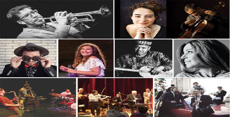 TANJAzz 2018 : 22 formations et 45 concerts au menu
