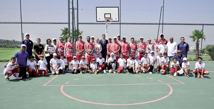 Basket-ball : TIBU Maroc entre engagement sportif  et vocation sociale