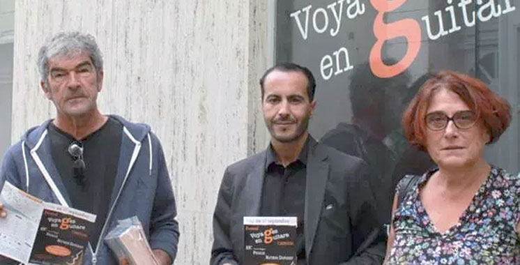 Le Maroc à l'honneur du festival «Voyages en guitare» en France