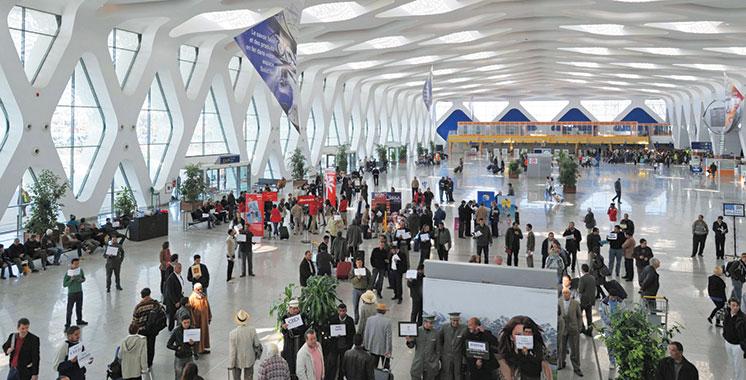 Trafic aérien : Plus de 1,6 million de passagers dans nos aéroports à fin février