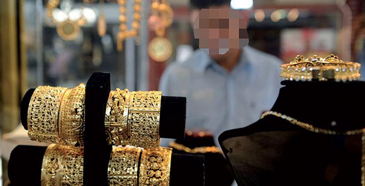 El Jadida : 8 ans de prison pour un membre d'une bande qui a dévalisé un bijoutier